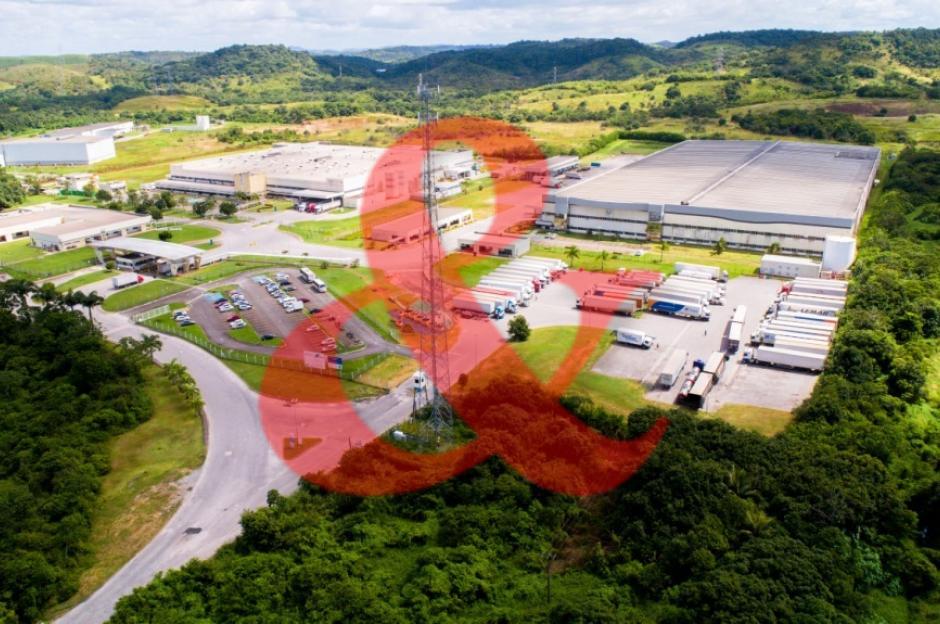 Aluguel galpão logístico Suape Pernambuco