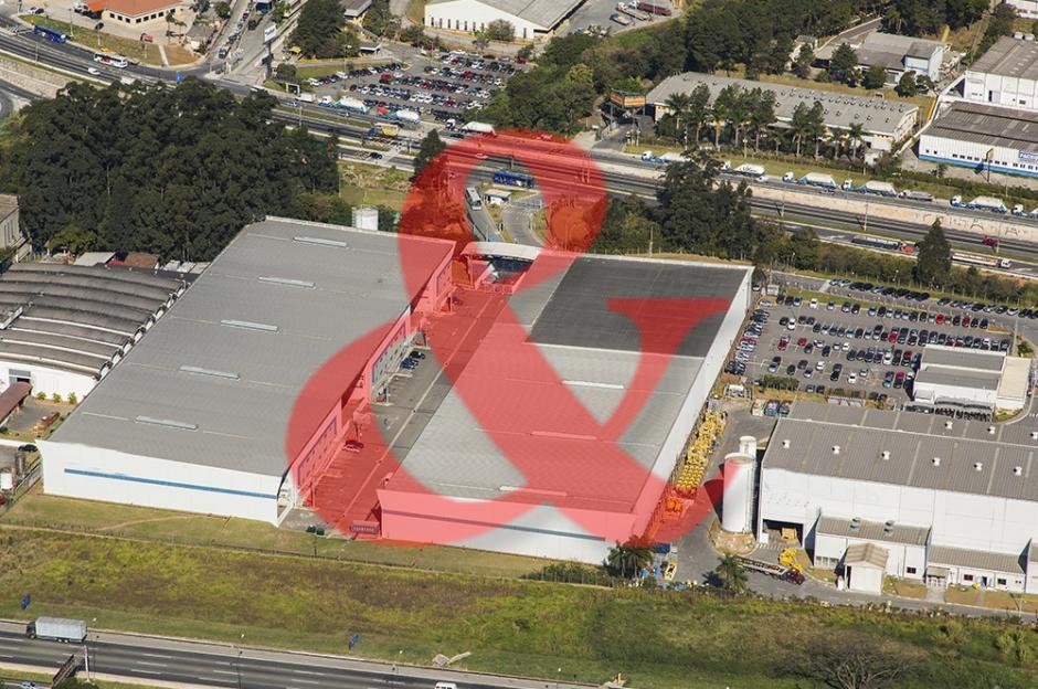Locação galpões industriais logísticos Jandira São Paulo SP