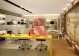 Locação sala comercial The Blue Officemall Santos