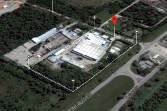 Venda área industrial Santa Cruz Rio de Janeiro
