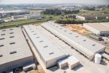 Locação galpões industriais Jundiaí Master CCRE Business Park