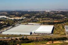 Galpão industrial logístico alugar Louveira São Paulo